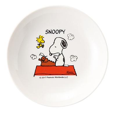 スヌーピー ハッピー小皿2枚組