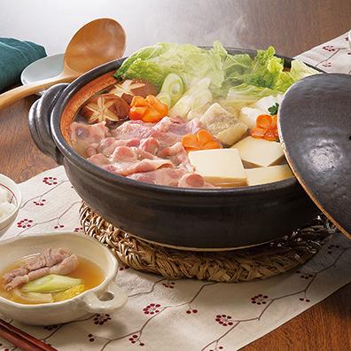 家族で囲む味噌鍋の素 味比べ