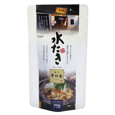 博多華味鳥水炊きスープ400g