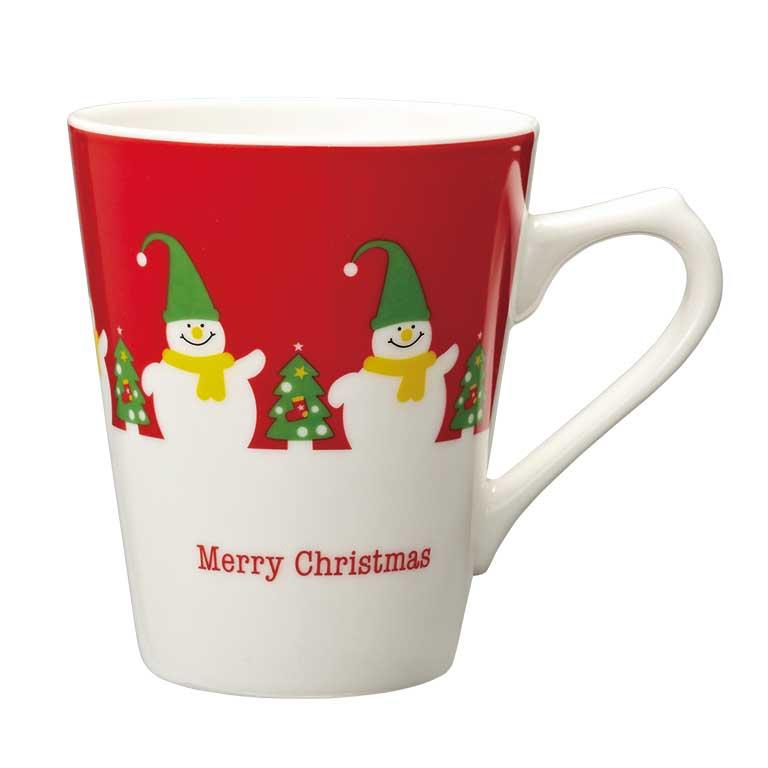 クリスマス・マグカップ(1コ入)