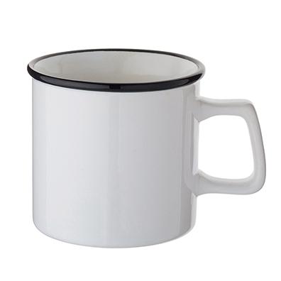 陶器マグストレート ラウンドリップ