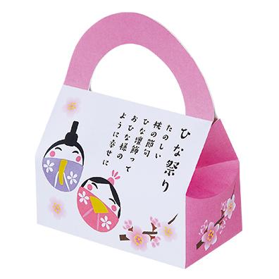 ひなまつりバッグ(金平糖2包入)