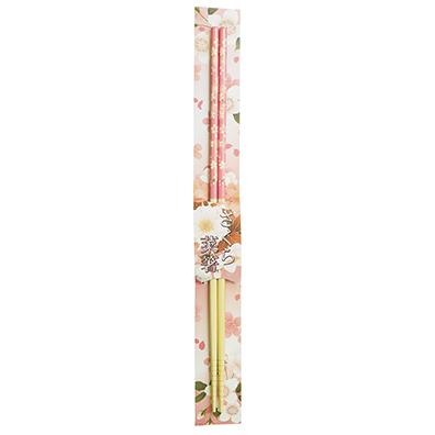 桜舞う菜箸
