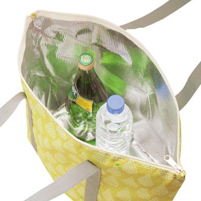 ラフラン・保冷温コンパクトレジカゴバッグ