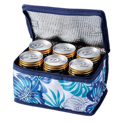 ラッシュリーフ 6缶入る保冷温バッグ