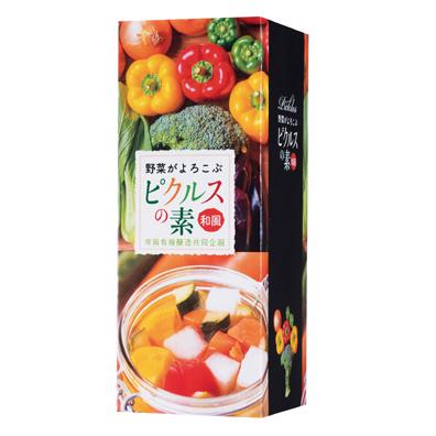 寺岡有機醸造共同企画 野菜がよろこぶピクルスの素140ml