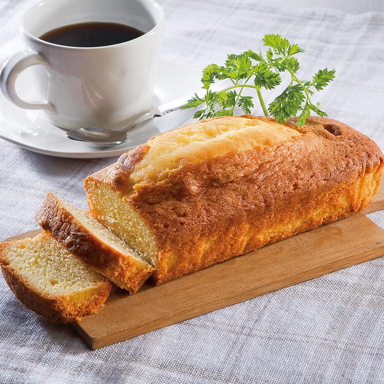 至福の逸品 パウンドケーキ