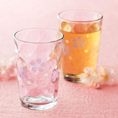 桜グラス1個