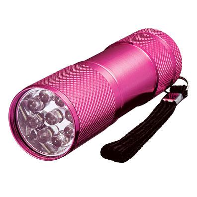 カラフル9灯式LEDパワーライト