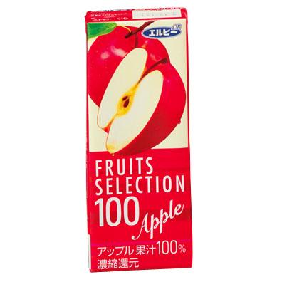 エルビー/フルーツセレクション200ml