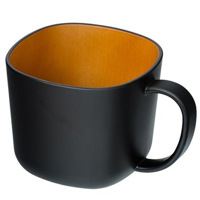 モノトーン木目調マグカップ(280ml)