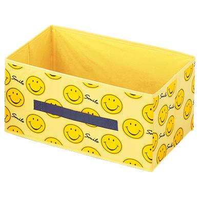 スマイル収納ボックス