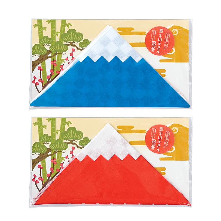 富士山ふきん