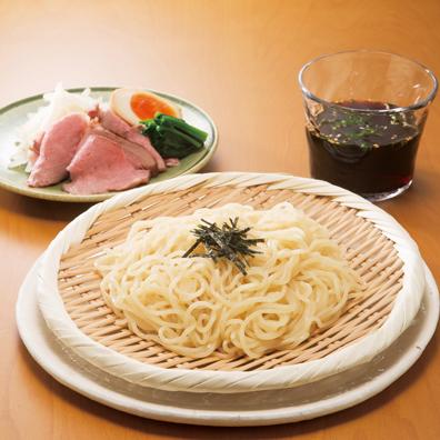 龍ラーメン監修 夏のおもてなしざるらーめん3食組