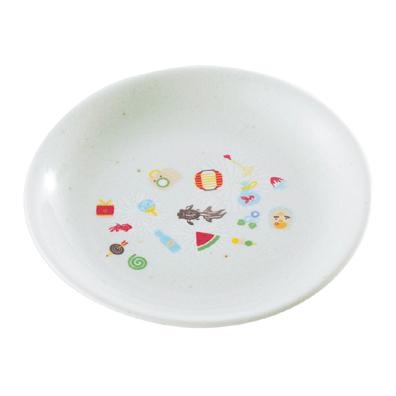 お祭り・取り皿1P