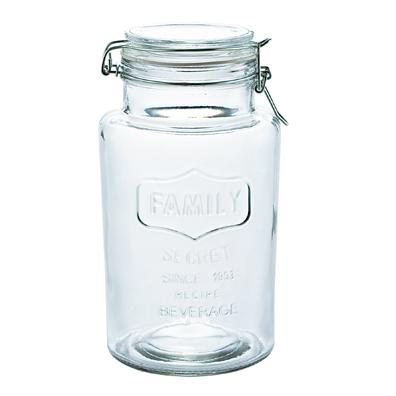 デイリー・ガラス密閉ボトル2L