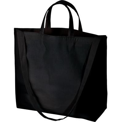 厚手コットンWスタイルバッグ