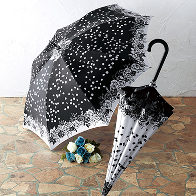 ロジーナ/サテン傘