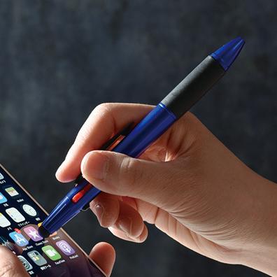 タッチペン&3色ボールペン