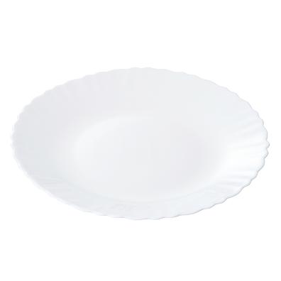 白い丈夫なお皿