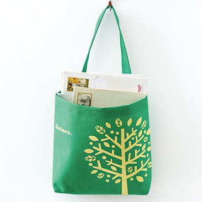 イロイネンマルチに使える壁掛けバッグ