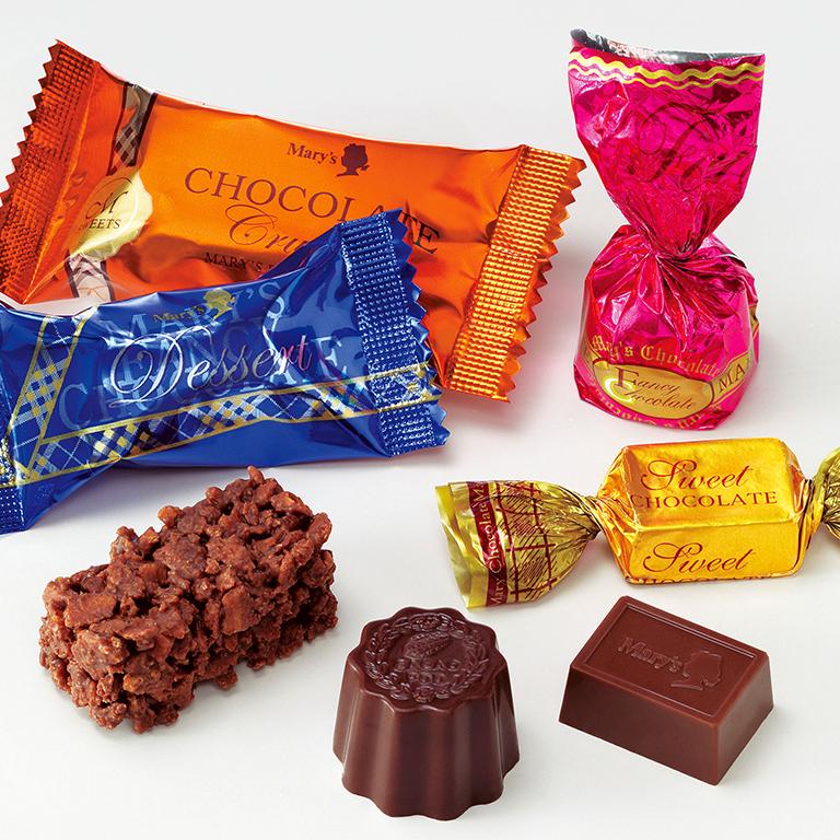 メリーチョコレート/チョコレートミックス