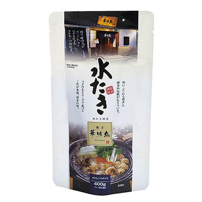 博多華味鳥鍋スープ400g 1個