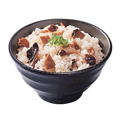 きのこ屋が作った炊き込みご飯の素3合用