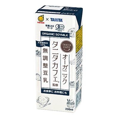 タニタカフェⓇ監修 オーガニック豆乳200ml