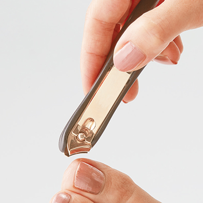 職人の技 ケース付カーブ爪切り
