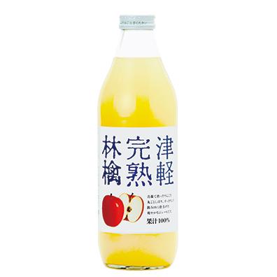 津軽完熟林檎ジュース1L