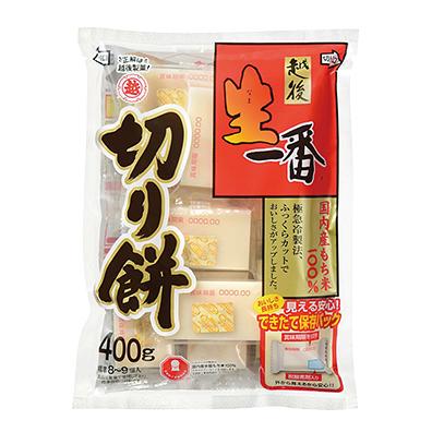 生一番切り餅400g
