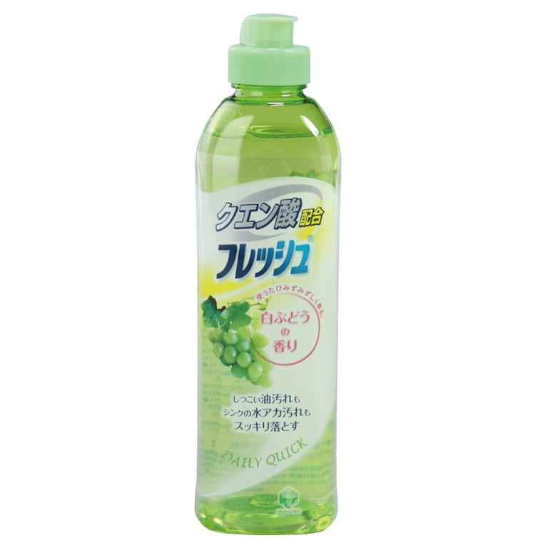 KCフレッシュクエン酸配合 白ぶどうの香り250ml