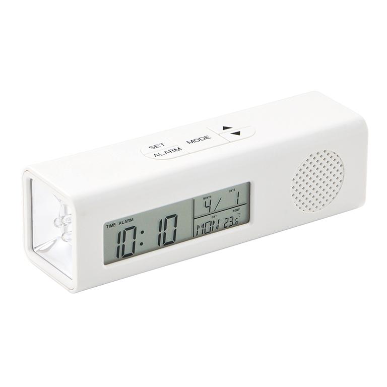 ワイドFM対応 マルチクロック