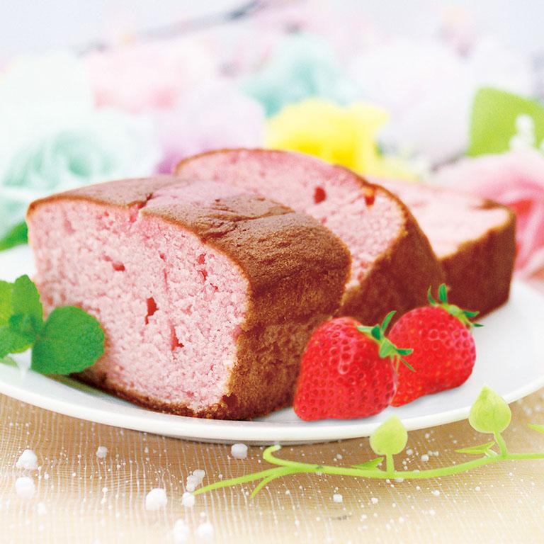 とちおとめケーキ