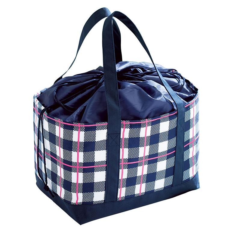フェリスチェック/レジ対応保冷温ショッピングバッグ