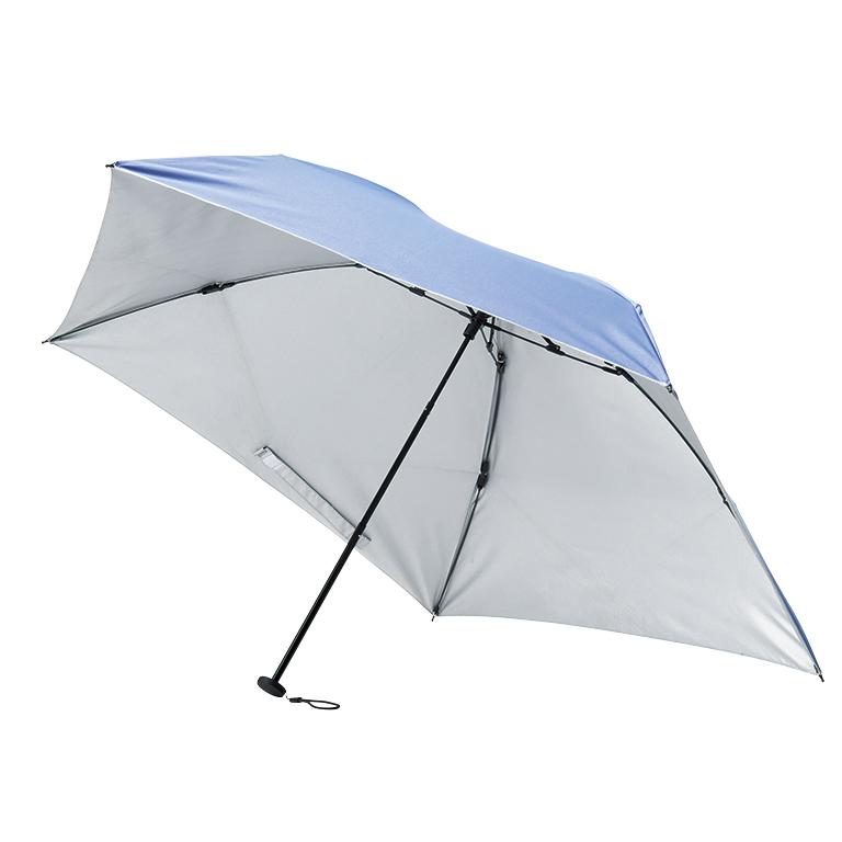 晴雨兼用スマホより軽い丈夫な折傘