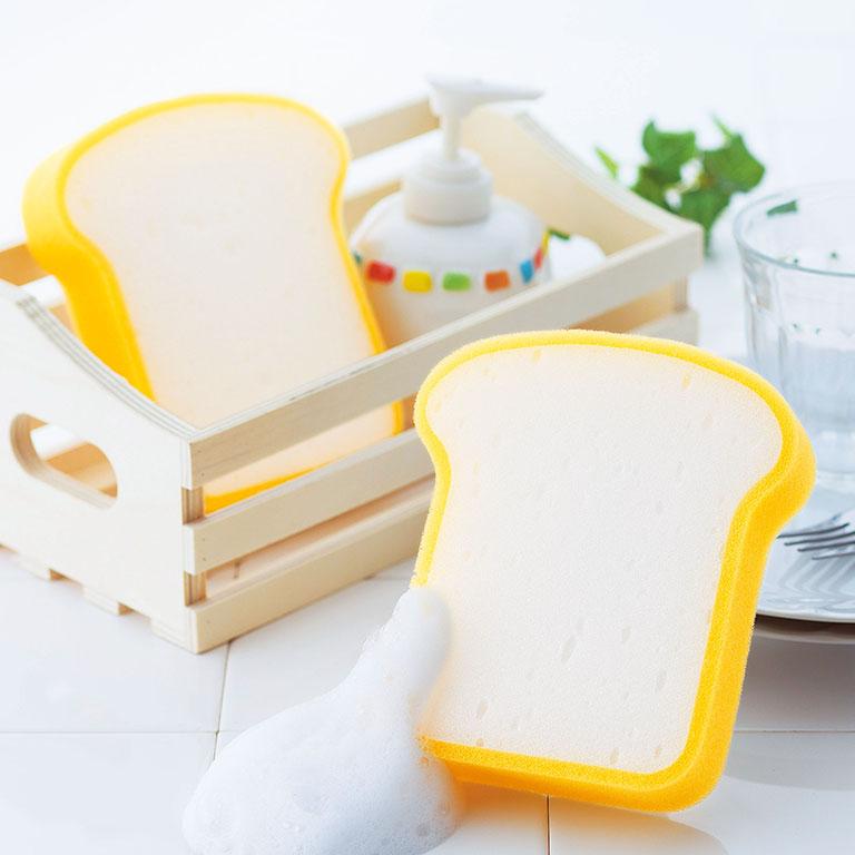 食パン型スポンジ2P