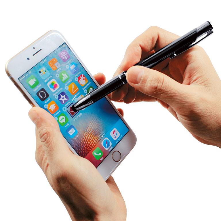 メタルトーンタッチペン