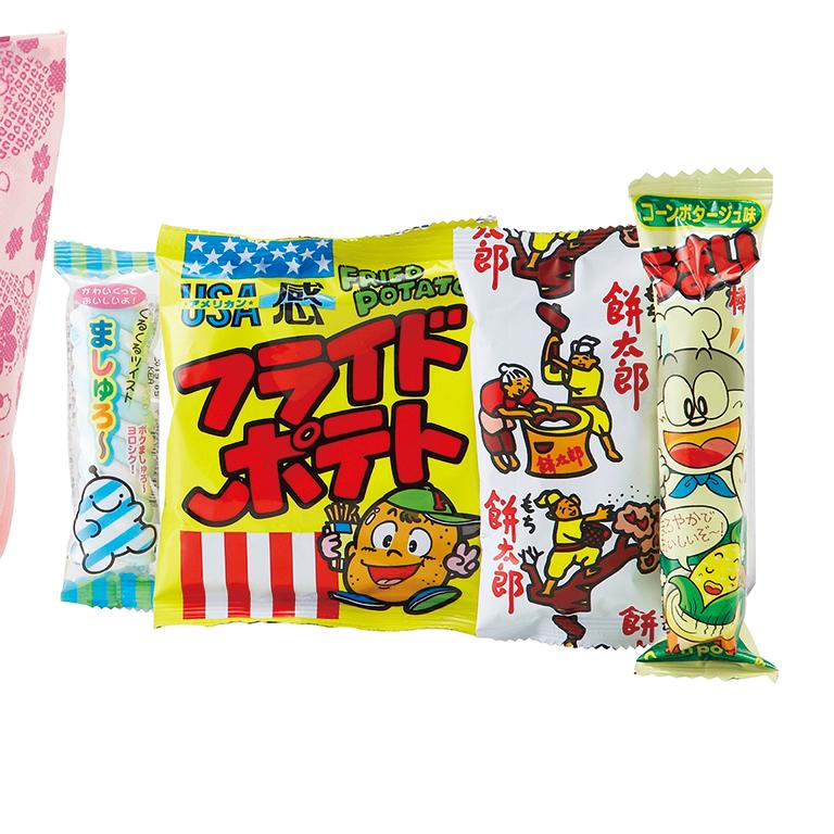 桜ミニトート お菓子4種入り