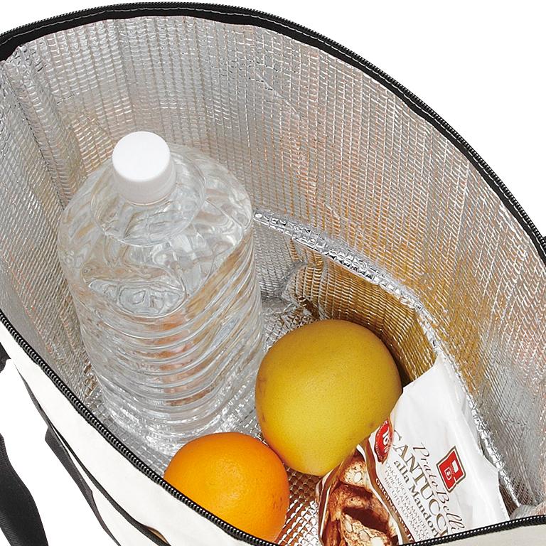 モノクロクラシック 保冷温トートバッグ