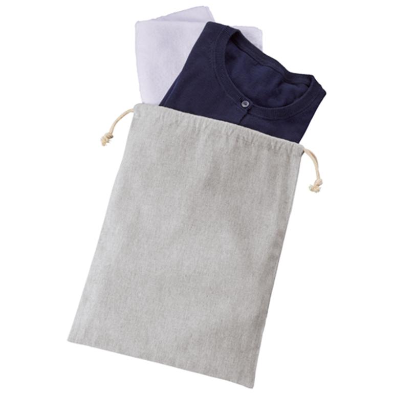 シャンブリック巾着(L)