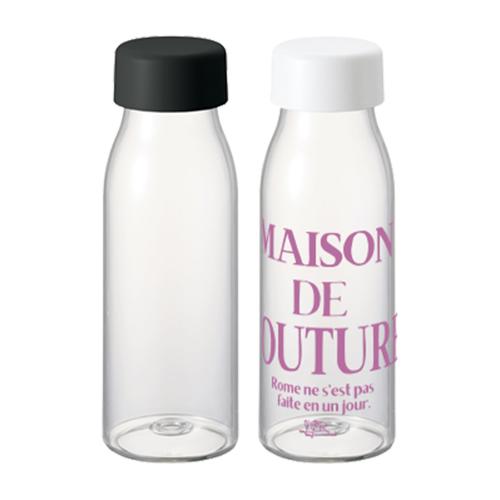 ミルク瓶クリアボトル
