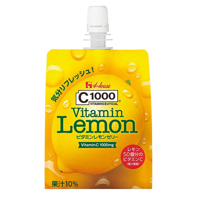 C1000レモンゼリー180g