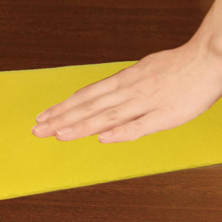 しあわせの黄色いお掃除クロス2枚組