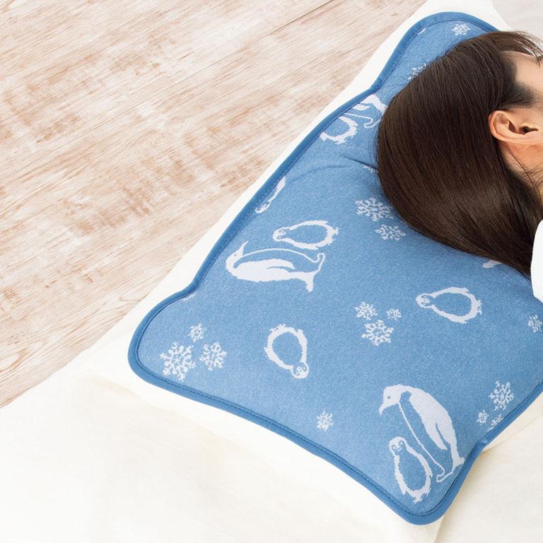 スズシア・接触冷感枕パッド