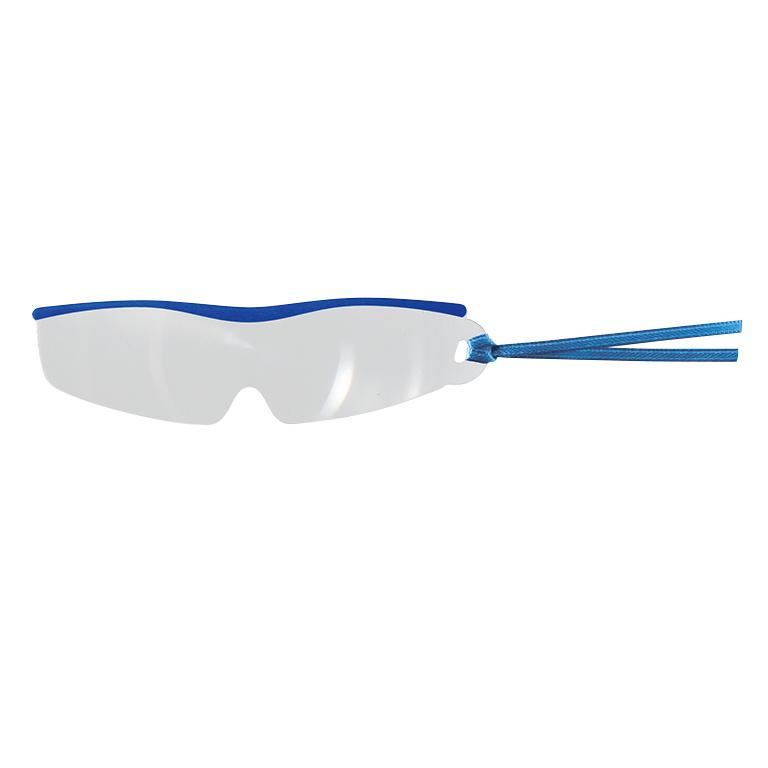 メガネみたいなしおりルーペ