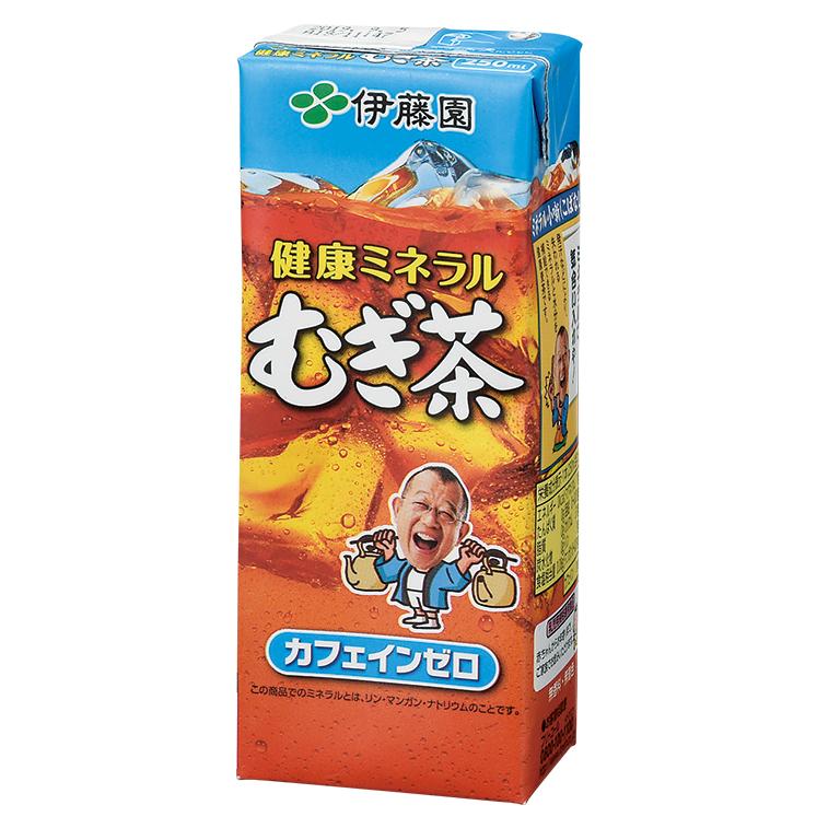 伊藤園紙パック250ml