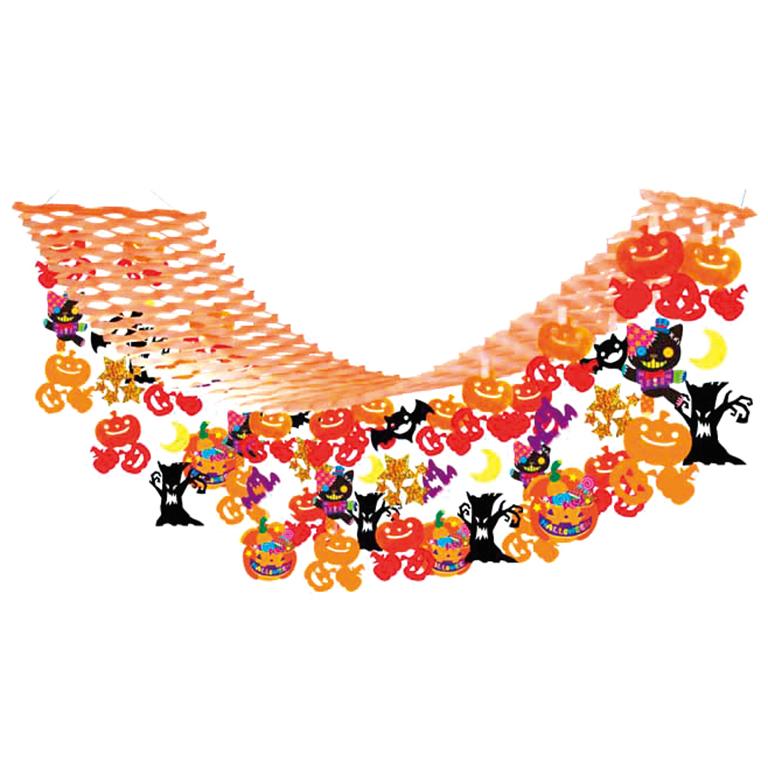 ファンシーハロウィン装飾ツールセット