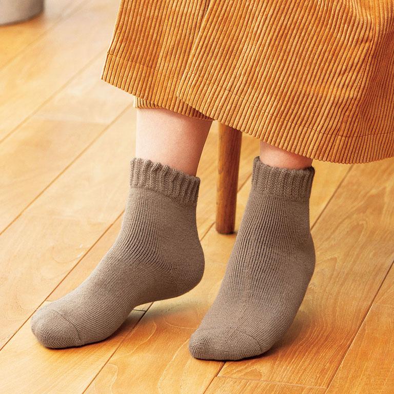 絶対あったまる靴下